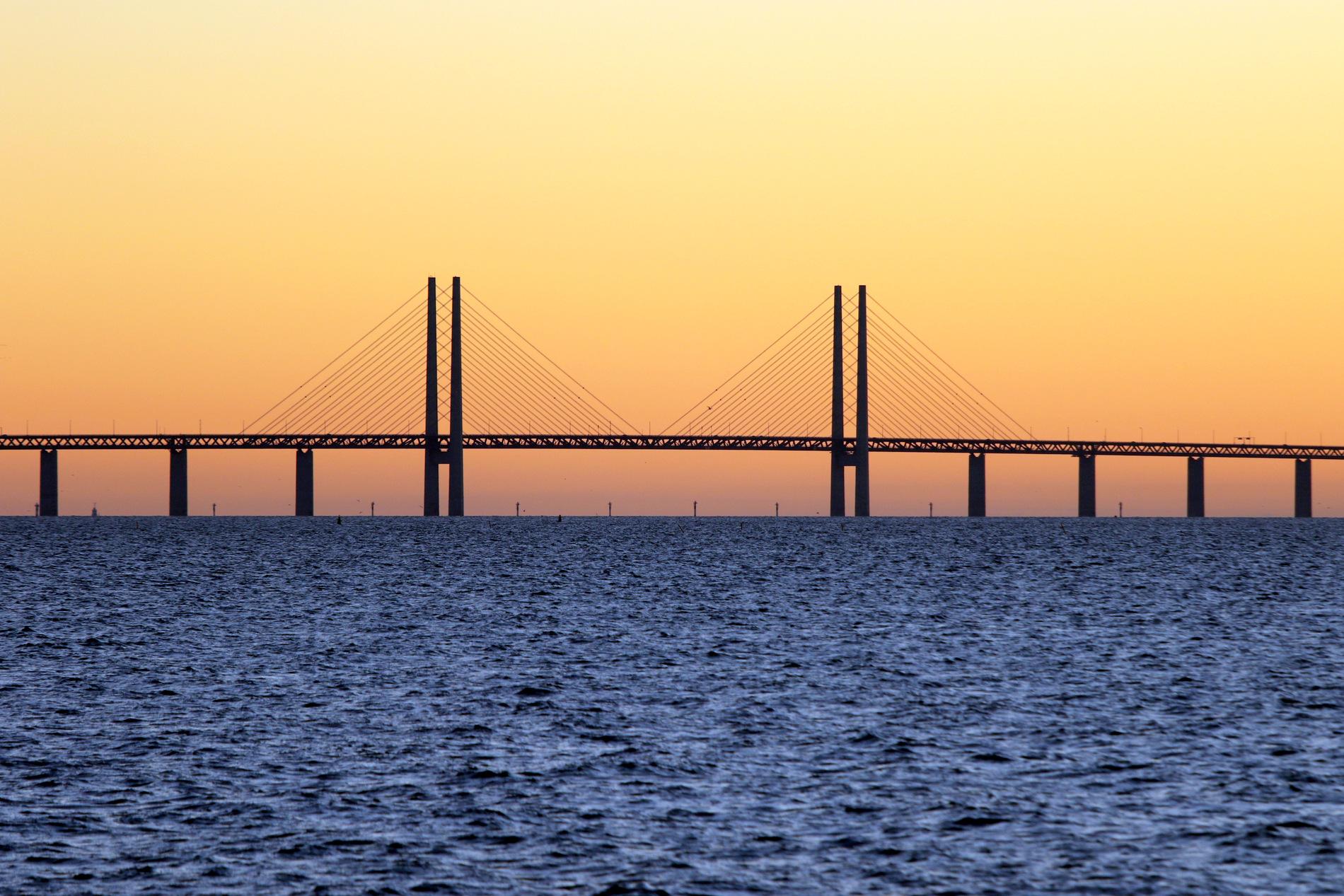 Globerec Sweden Bridge